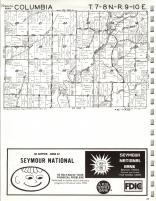 Map Image 015, Jennings County 1972